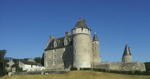 Le Château de Montpoupon By Turb (Own work) [CC BY-SA 3.0 (http://creativecommons.org/licenses/by-sa/3.0)], via Wikimedia Commons