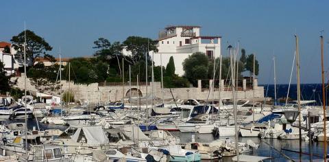 Villa Grecque Kérylos By Paasikivi CC BY-SA 4.0 via Wikimedia Commons
