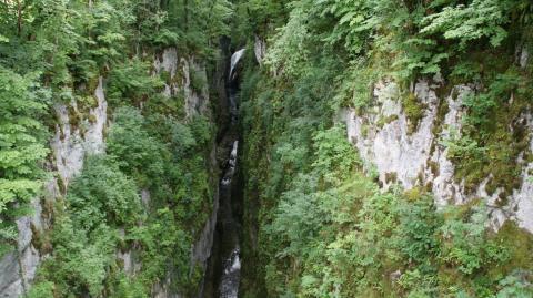 Les Gorges de Langouette