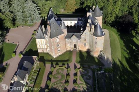 Château de Blancafort photo de leberry.fr