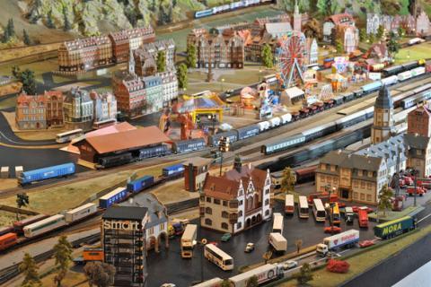 Chemin de fer miniature de clecy