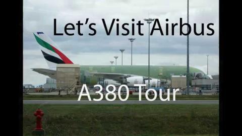 Let's visit Airbus photo de youtube.com
