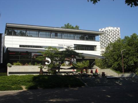 Musée de Grenoble By simdaperce (Own work) via Wikimedia Commons