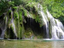 Cascade des Tufs