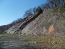 La roche à sept heures