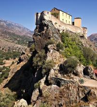 Musée régional d'anthropologie de la Corse By Pierre Bona (Own work) CC BY-SA 3.0via Wikimedia Commons