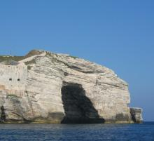 La grotte du Sdragonato