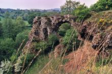 La Pierre Perthuis (Yonne)