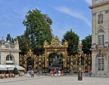 La Place Stanislas Par Marc Ryckaert (MJJR) CC BY 3.0 via Wikimedia Commons