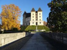 Musée national du Château de Pau Par Flo641 (Travail personnel) CC BY-SA 4.0 via Wikimedia Commons