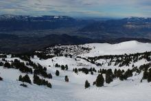 Chamrousse By Honzach (Own work) CC BY-SA 4.0 via Wikimedia Commons