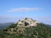 Le Château de Termes By OlivierDeTermes BY-SA 3.0  via Wikimedia Commons