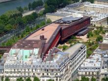 Musée du quai Branly By AlfvanBeem (Own work) [CC0], via Wikimedia Commons