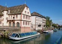 Strasbourg au Fil de l'Eau avec Batorama By Kevin.B (Own work) CC BY-SA 3.0 via Wikimedia Commons