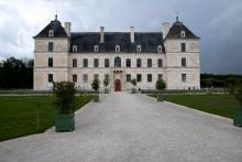 Château d'Ancy-le-Franc By thefunny42 CC BY 2.0  via Wikimedia Commons