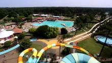 Aqualand de Gujan-Mestras photo de youtube.com