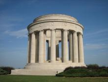 Montsec monument