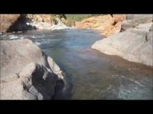 La vallée du Fango et le golfe de Galeria en Vidéo