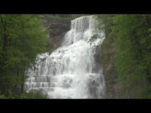 Vidéo des Cascades du Hérisson