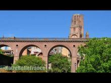 La Cathédrale Sainte Cécile en vidéo