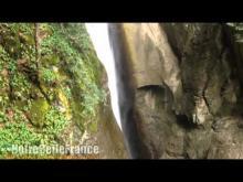 Vidéo de la Cascade d'Angon