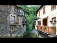 Le village d'Estaing en Vidéo