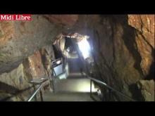 Vidéo de la grotte de la Cocalière
