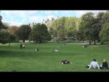 Parc Monceau en vidéo