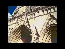 Cathédrale Saint Jean à Lyon en vidéo