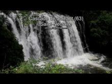 Vidéo Cascade du Creux Saillant