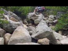Vidéo des gorges de la Restonica
