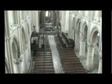 L'Abbatiale de Mouzon en Vidéo