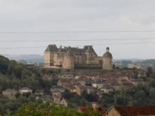 Château de Hautefort en vidéo