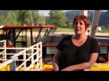 Les Vedettes Panoramiques du Saut du Doubs en vidéo