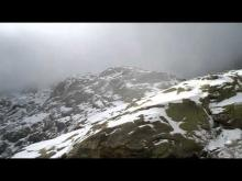 Lac de Melo en hiver (Corse)