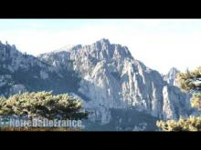 Les Aiguilles de Bavella en vidéo