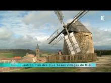 Reportage sur le village de Lautrec