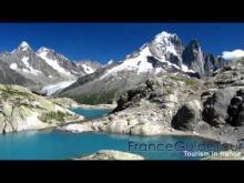 vidéo du Mont-Blanc et l'Aiguille du Midi