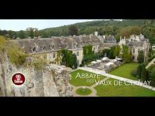 ABBAYE des VAUX de CERNAY en Vidéo