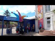 Parc Bagatelle en vidéo