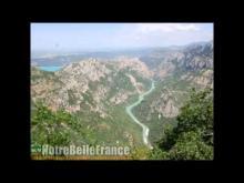 Vidéo des Gorges du Verdon