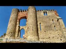 Château de Rochebaron en Vidéo