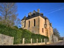 Château de Châtillon en vidéo