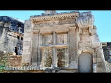 Les Baux-de-Provence en Vidéo