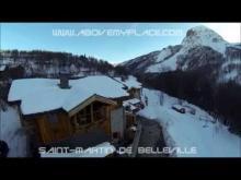 Saint Martin de Belleville en vidéo