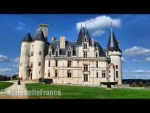 Château de La Rochefoucauld en Vidéo