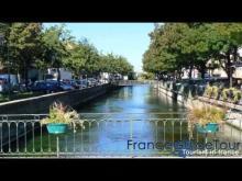 L'Isle-sur-la-Sorgue en vidéo