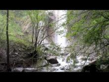 La cascade d'Arpenaz en Vidéo