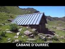Vidéo du LAC BLEU et D'OURREC - VALLEE DE LESPONNE-PYRENEES