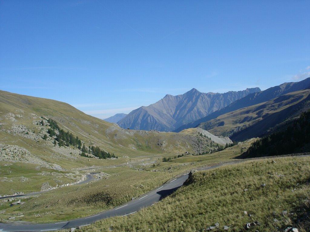 Col de La Bonnette